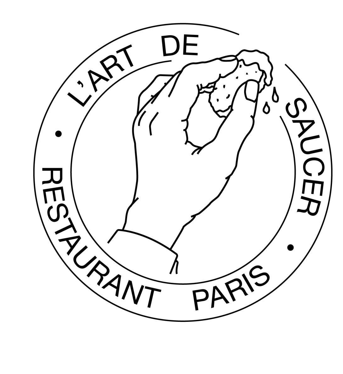 L'art de saucer logo